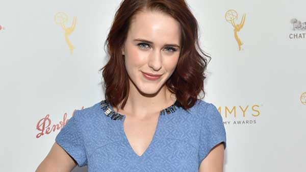 Rachel Brosnahan Dishes First Emmy Nomination And Final Scene On