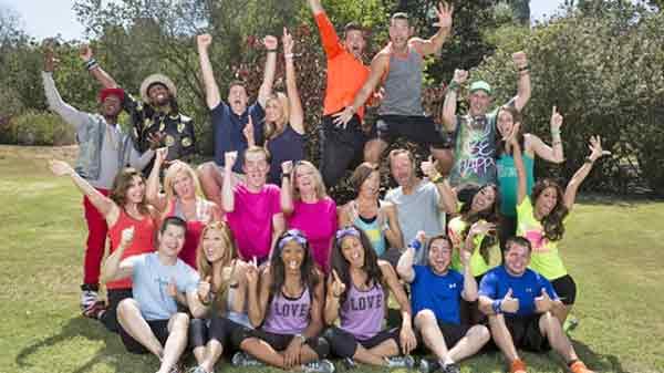 The Amazing Race: Season 27 Teams - GoldDerby