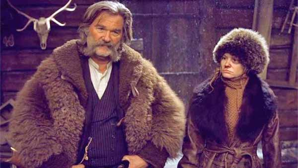 Jennifer Jason Leigh Kurt Russell Dish The Hateful Eight And Quentin Tarantino Exclusive Video Goldderby