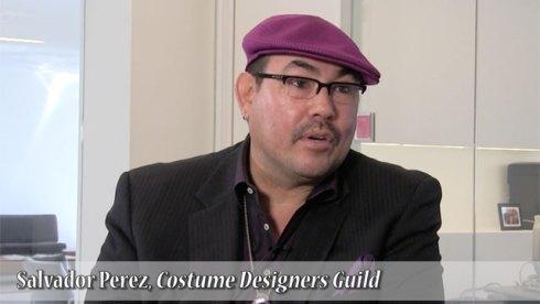 Costume Designers Guild Awards Salvador Perez awards