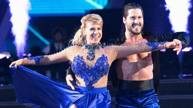 jodie sweetin val chmerkovskiy dancing with the stars dwts