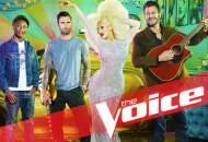 The Voice, Pharrell Williams, Adam Levine, Christina Aguilera, Blake Shelton