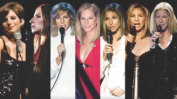 Barbra Streisand Back To Brooklyn Tour