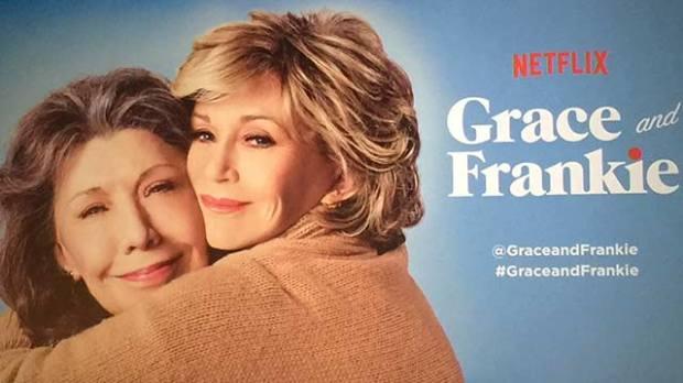 Grace and Frankie, Jane Fonda, Lily Tomlin