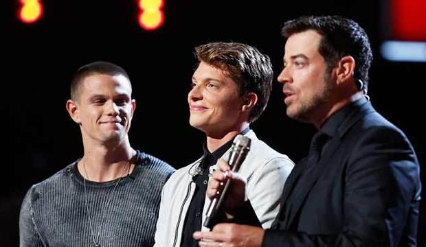 Nick Hagelin, Daniel Passino, 'The Voice
