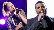 Hannah Huston, Bryan Bautista, The Voice