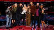 'The Voice' Top 8
