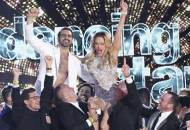 nyle dimarco peta murgatroyd win dancing with the stars mirror ball trophy dwts