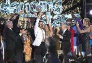 nyle dimarco mirror ball trophy dancing with the stars