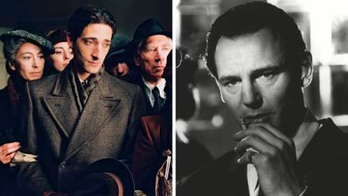 the pianist schindlers list
