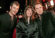 Anne Garefino, Trey Parker, Matt Stone