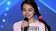 Laura Bretan Americas Got Talent AGT Season 11 premiere