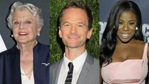 Tony Presenters Angela Lansbury, Neil Patrick Harris, Uzo Aduba