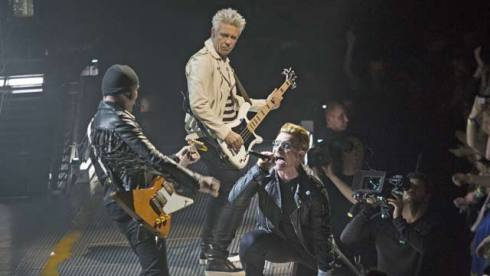 U2, Bono, Adam Clayton, The Edge