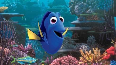 ellen degeneres finding dory disney pixar