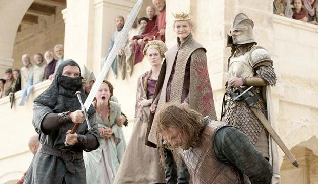 Game Of Thrones Top 10 Moments Of All Time Goldderby