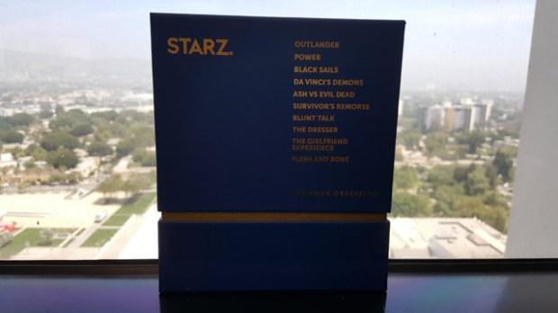 starz-emmy-awards-2016-fyc-mailer-outlander-blunt-talk