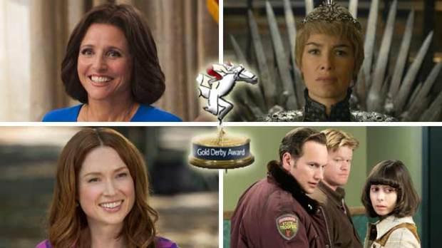 gold derby tv award nominations veep game of thrones unbreakable kimmy schmidt fargo