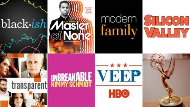 Black-ish-Master-of-None-Modern-Family-Silicon-Valley-Transparent-Unbreakable-Kimmy-Schmidt-Veep-emmy-awards