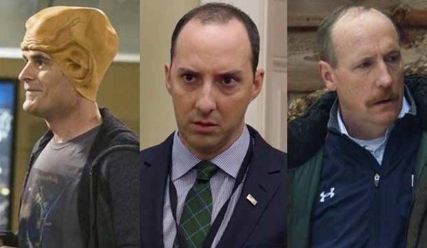Ty Burrell, Tony Hale, Matt Walsh
