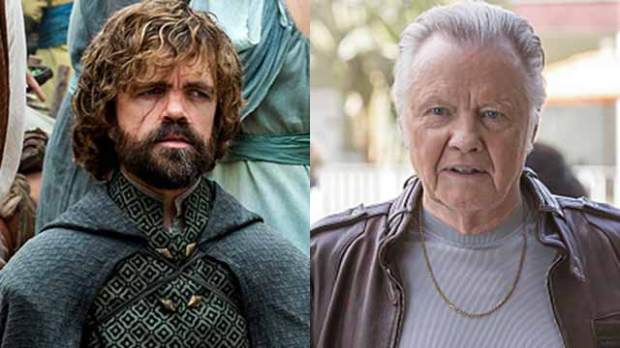 Peter Dinklage, Jon Voight