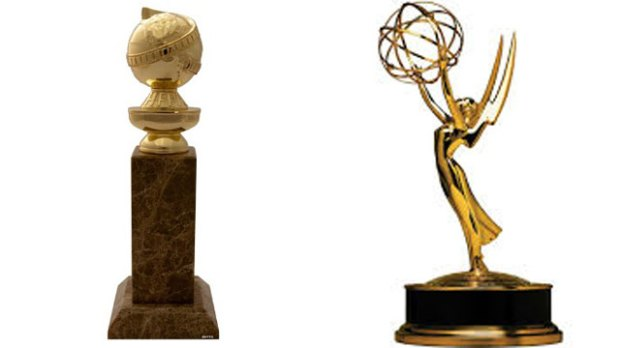 Golden-Globe-Emmy-Award