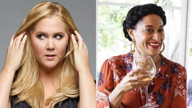 Amy Schumer, Tracee Ellis Ross