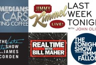 Variety Talk Series, Jerry Seinfeld, Jimmy Kimmel, John Oliver, James Corden, Jimmy Fallon, Bill Maher
