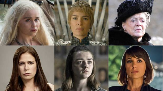 emilia-clarke-lena-headey-maggie-smith-maura-tierney-maisie-williams-constance-zimmer