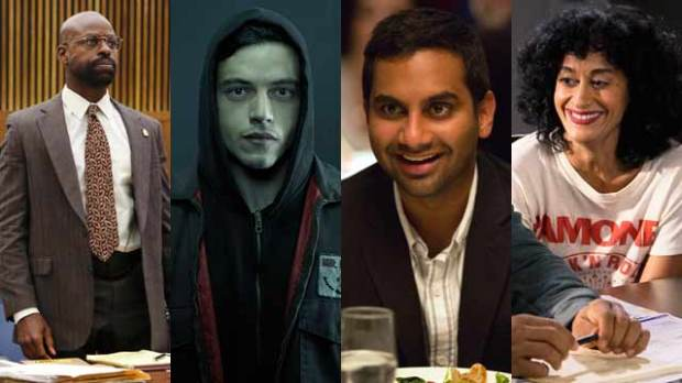 people v oj simpson mr robot master of none black-ish