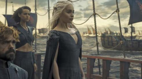 emilia clarke peter dinklage game of thrones
