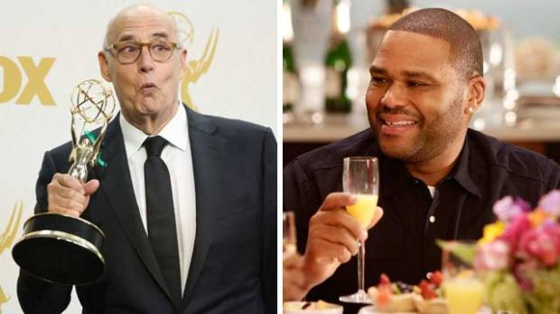 jeffrey tambor transparent emmys 2015 anthony anderson black-ish