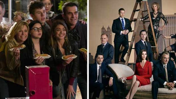 modern family the good wife