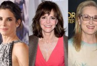 Sandra Bullock, Sally Field, Meryl Streep