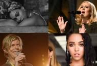 Beyonce Adele David Bowie FKA Twigs