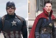 chris evans captain america civil war benedict cumberbatch doctor strange marvel