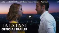 La La Land teaser trailer