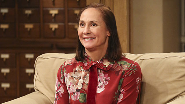 Emmy Episode Analysis For Laurie Metcalf The Big Bang Theory Goldderby