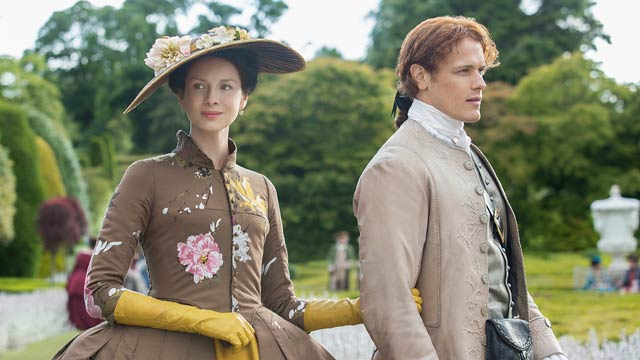 Outlander': Top 10 sexiest costumes for Caitriona Balfe, Sam