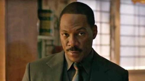 Eddie Murphy in Mr. Church