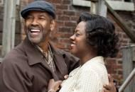 Fences stars Denzel Washington, Viola Davis