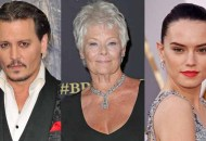 Murder on the Orient Express, Johnny Depp, Judi Dench, Daisy Ridley