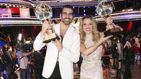 nyle dimarco peta murgatroyd dancing with the stars dwts