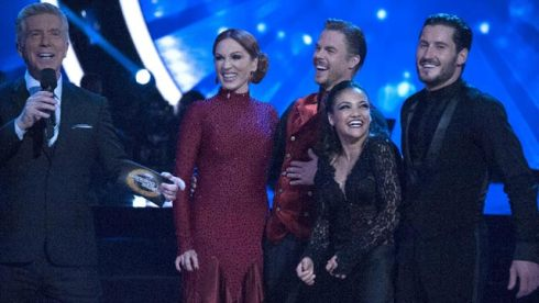 dancing with the stars laurie hernandez marilu henner dwts