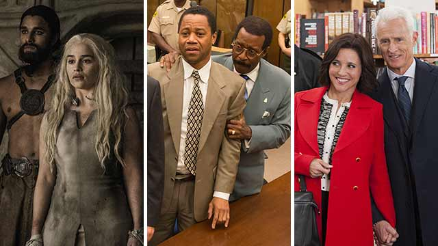 Afi Top 10 Tv Shows Of 2016 Emmy Champs Game Of Thrones Veep Win Goldderby