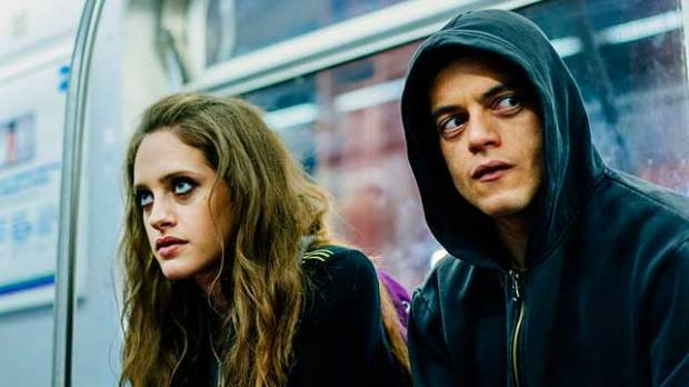 mr. robot carly chaikin rami malek