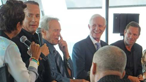 sully tom hanks clint eastwood chesley sullenberger aaron eckhart