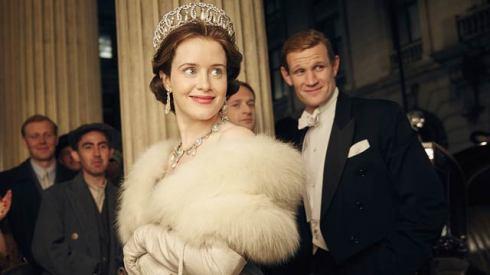 claire foy matt smith the crown netflix