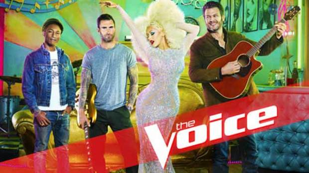'The Voice' Coaches Ranked