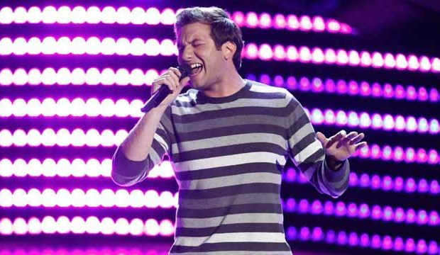 Andrew DeMuro on The Voice